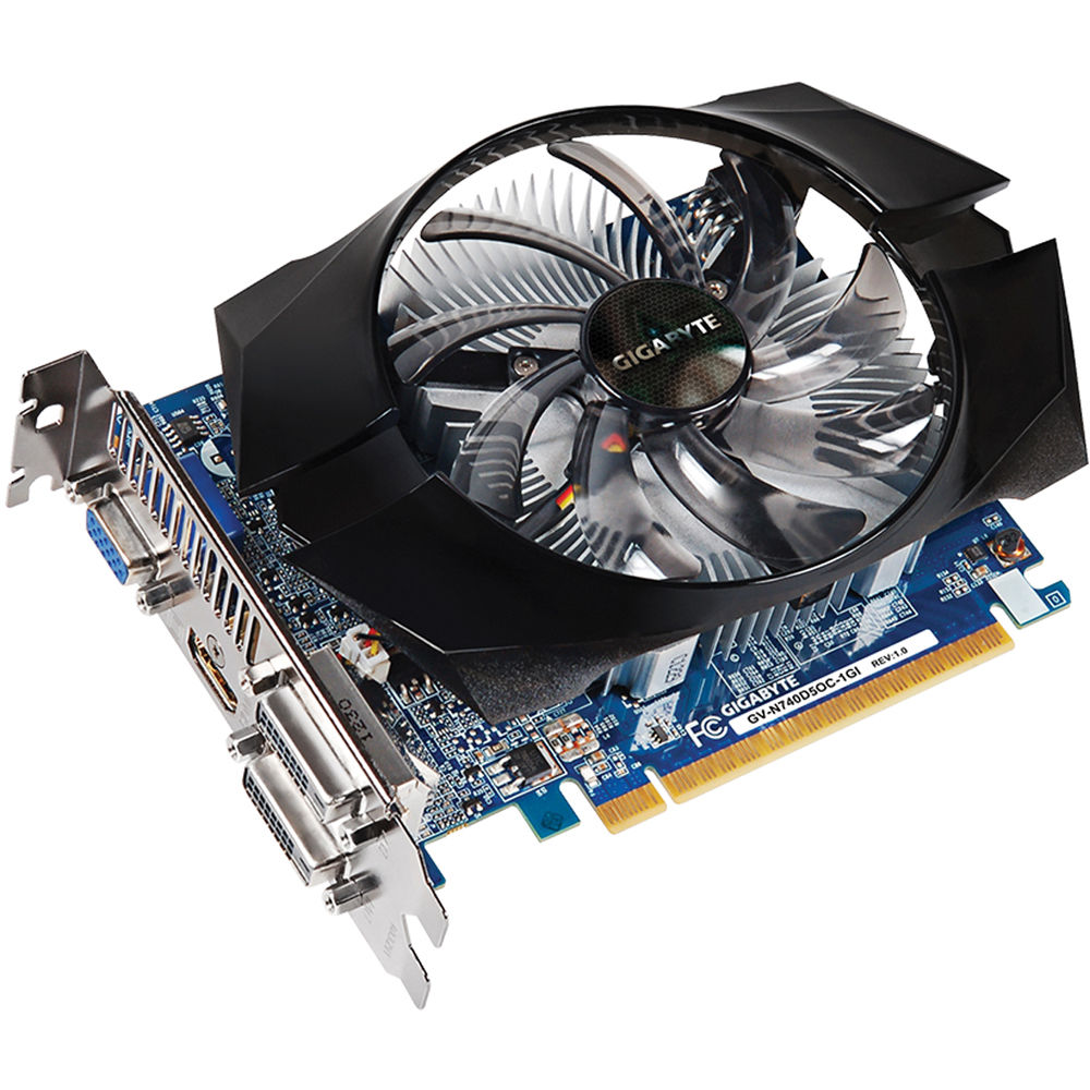 Is the GeForce GT 740M graphics card normal