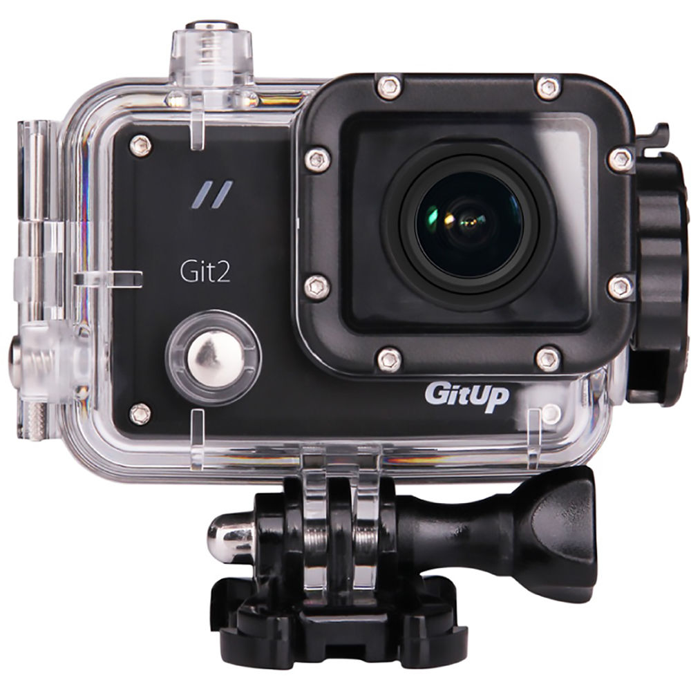 Gitup Git2 Action Camera (Pro Pack) GIT2-PP B&H Photo Video