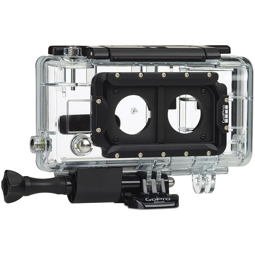 Gopro Dual Hero System For Hero3 Black Edition Cameras
