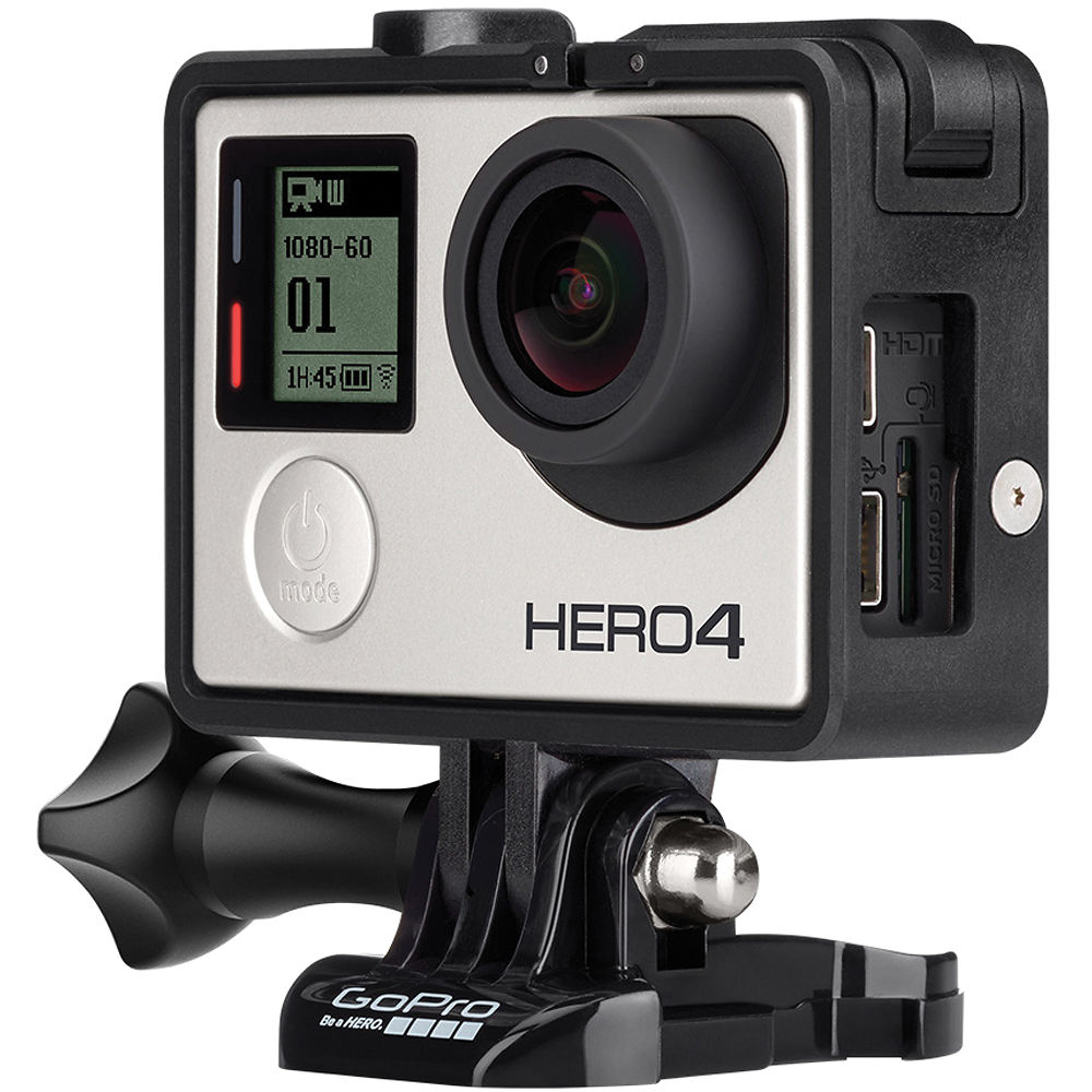 gopro hero4 silver music chdby 401 b h photo video. Black Bedroom Furniture Sets. Home Design Ideas