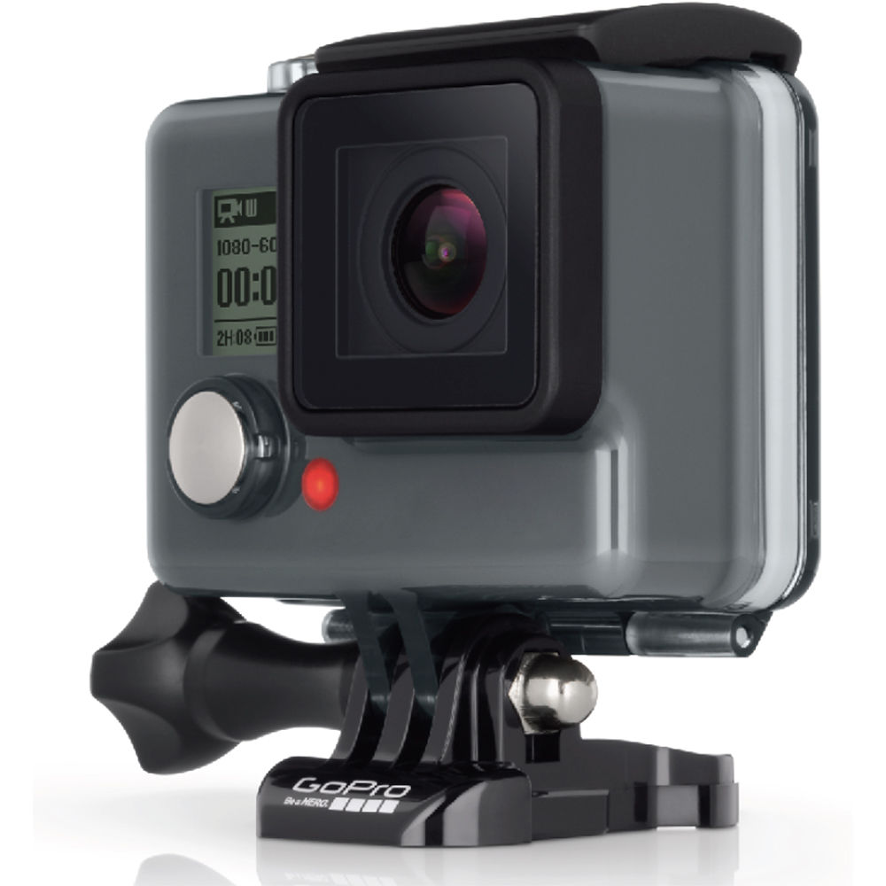 gopro hero lcd chdhb 101 b h photo video. Black Bedroom Furniture Sets. Home Design Ideas