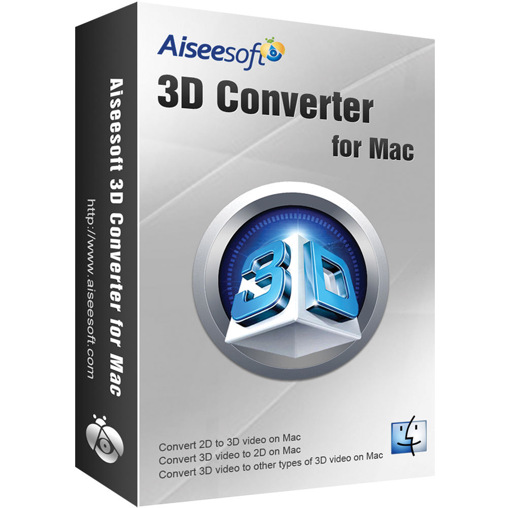 Great Harbour Software Aiseesoft 3d Converter For Mac Aise3dm