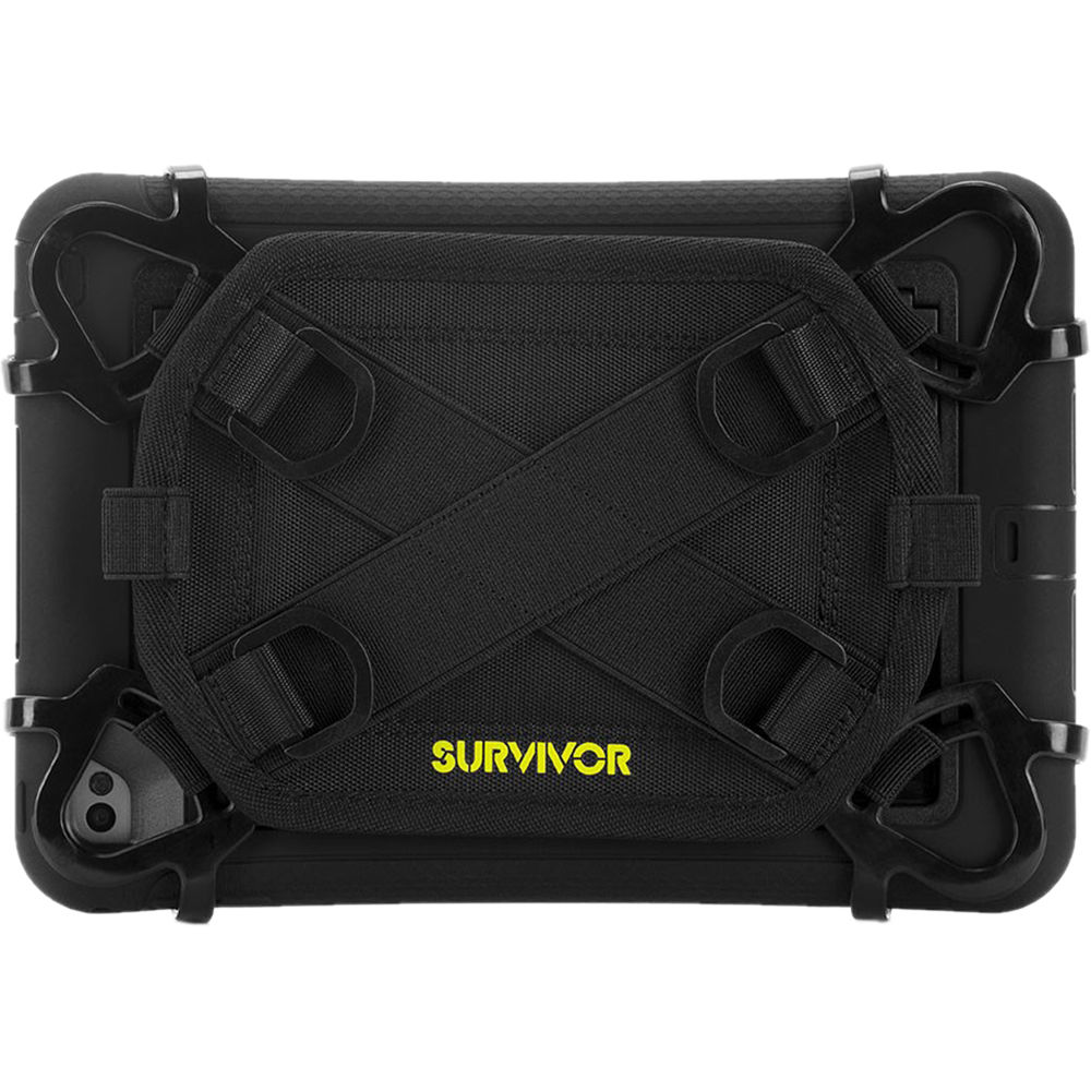 Griffin Technology Survivor Harness Kit For Large Tablets Ipad Wiring