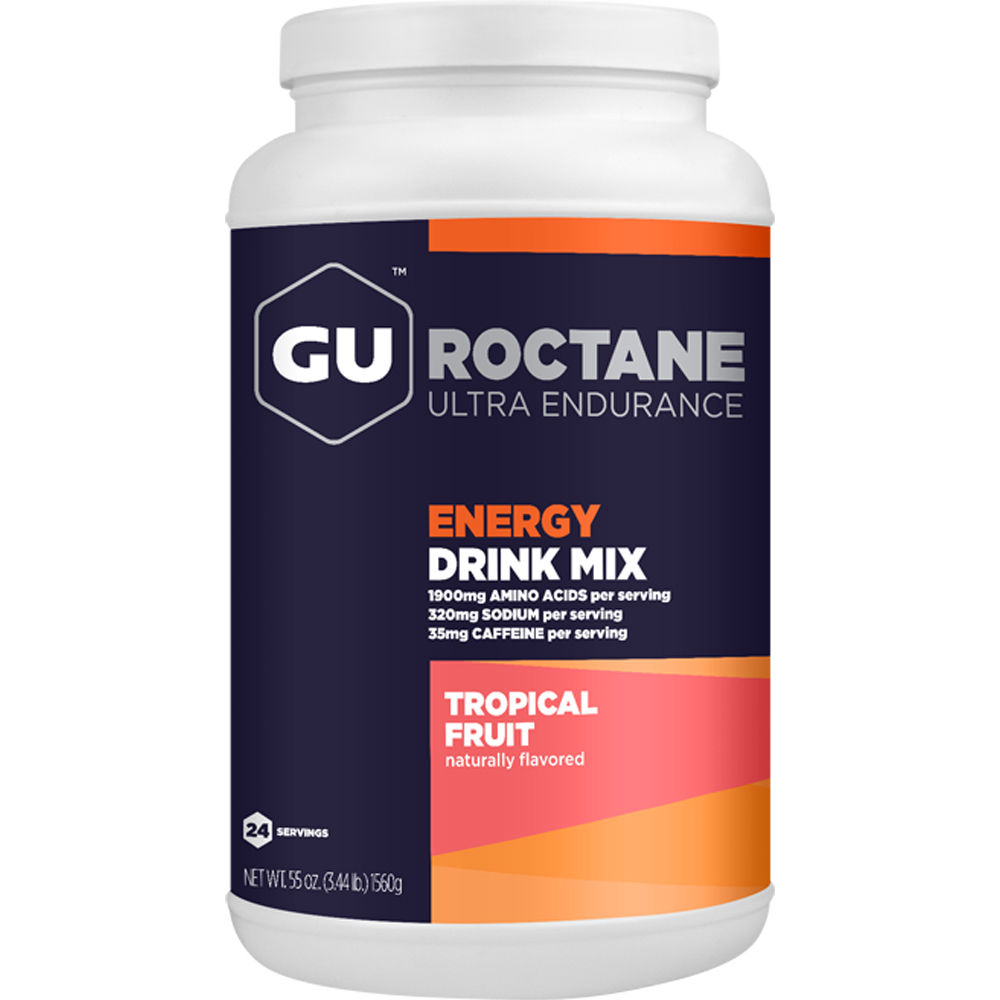 GU Energy Labs Roctane Energy Drink Mix GU-123124 B&H