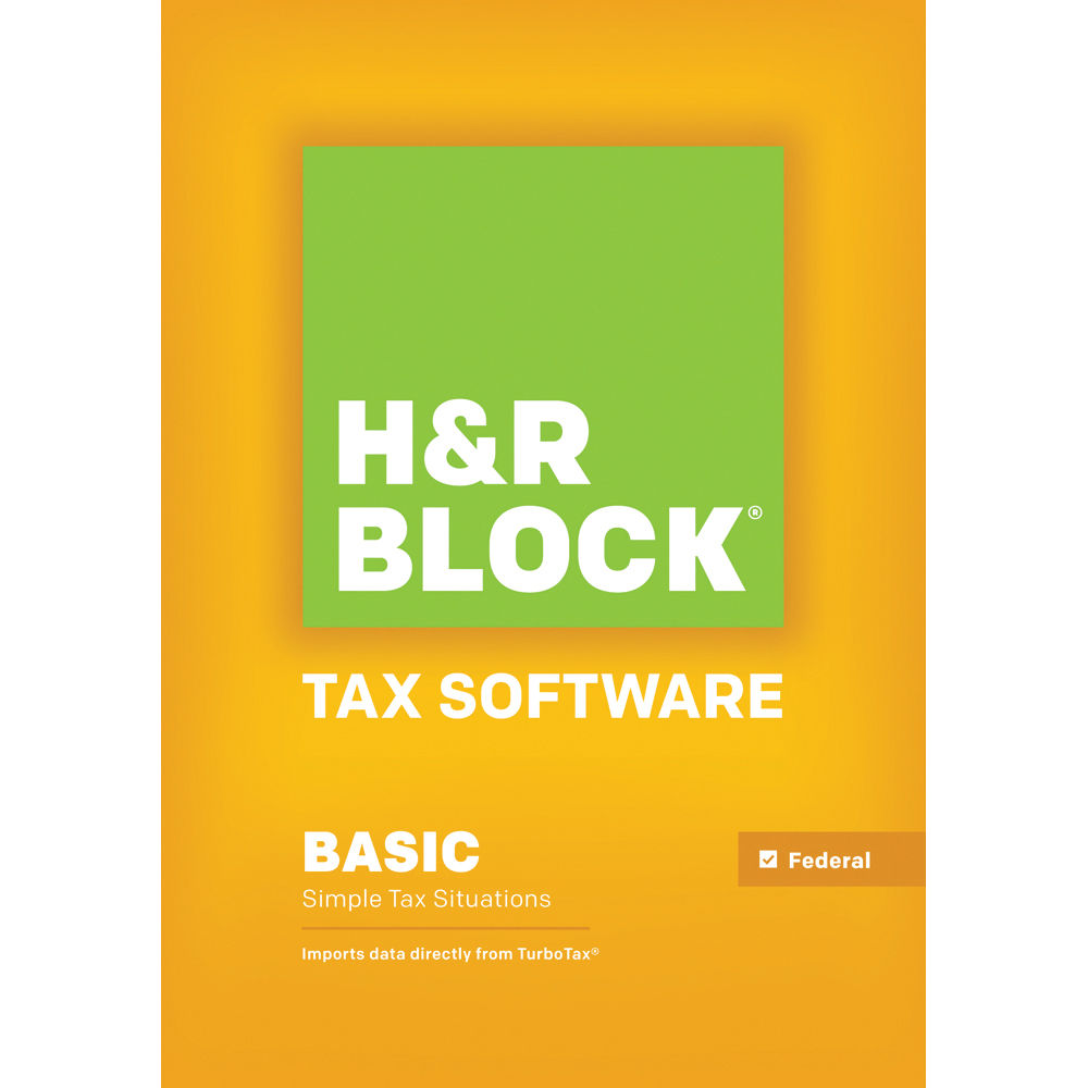 Save 35% instantly on the best downloadable software from H&R Block. Choose from latest editions Basic, Deluxe, Premium, and Premium & Business and file for less with step-by-step help.