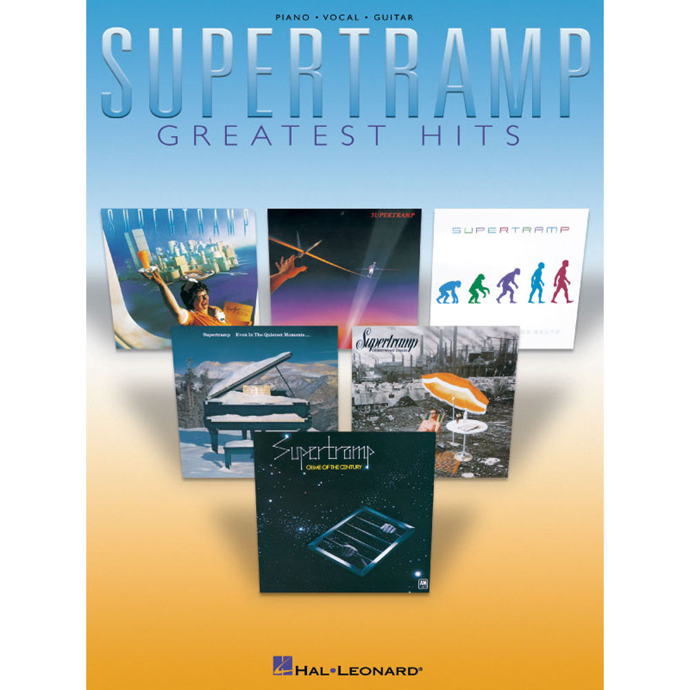Hal Leonard Songbook: Supertramp Greatest Hits, 306462 B&H