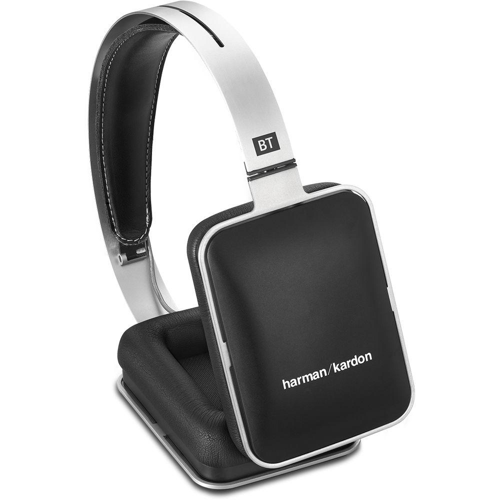 harman kardon bt bluetooth over ear headphones harkar bt b h. Black Bedroom Furniture Sets. Home Design Ideas