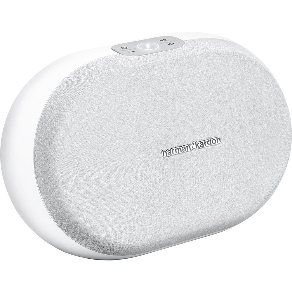 Harman Kardon Bh Photo Video Go Play Plus Pay Original Omni 20 Wireless Stereo Hd Speaker White