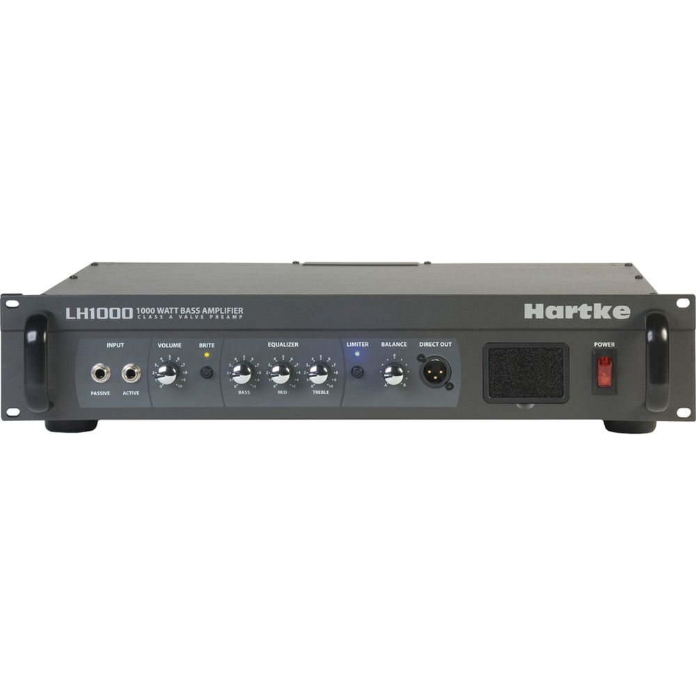 Bass Amplifier India Hartke Lh1000 Bass Amplifier