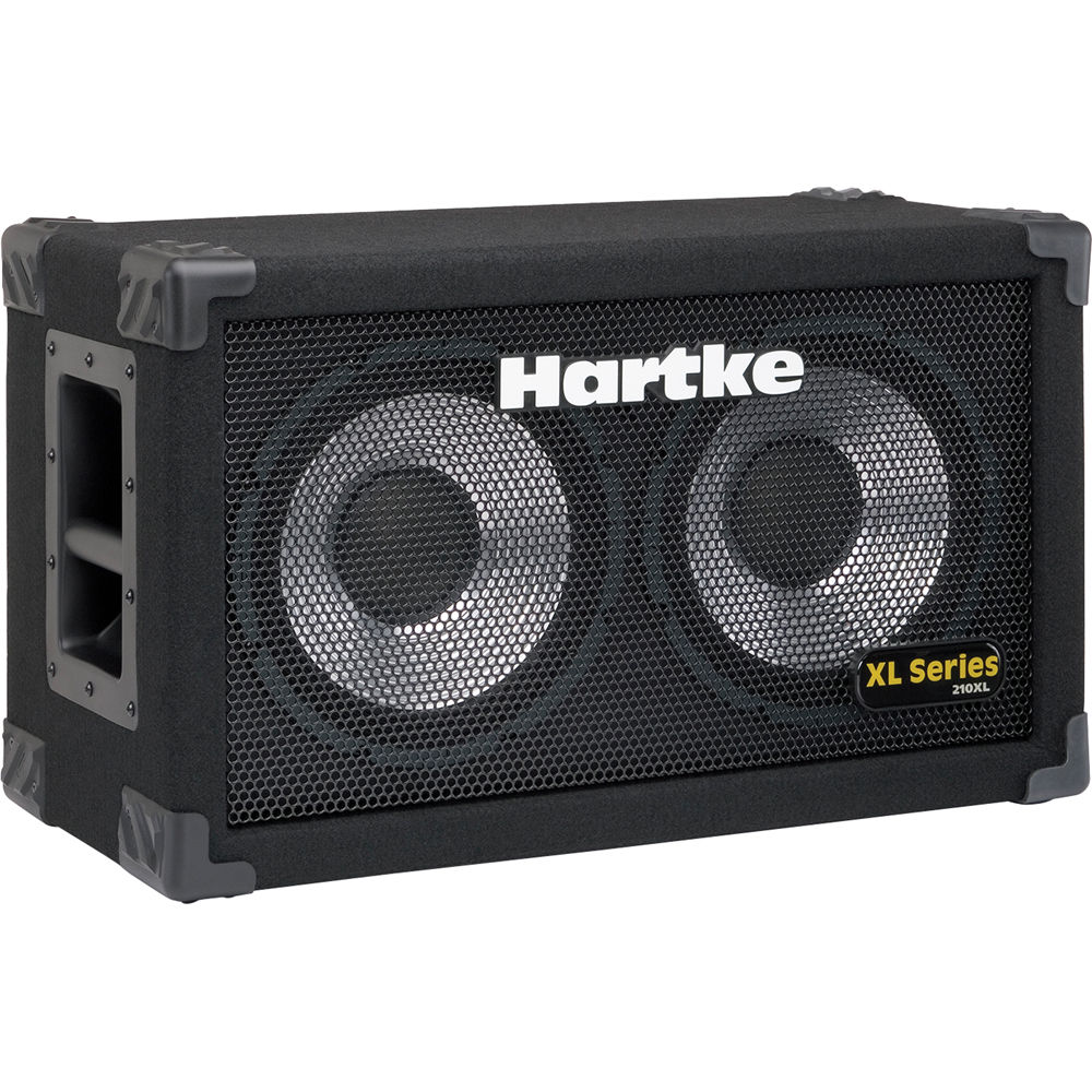 hartke 210xl 2x10 bass cabinet 210xl b h photo video. Black Bedroom Furniture Sets. Home Design Ideas
