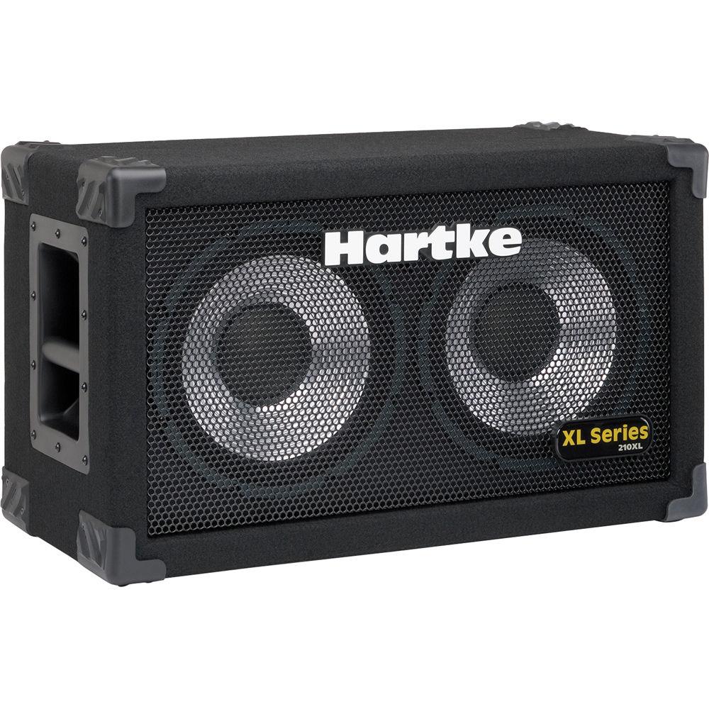hartke 210xl 2x10 bass cabinet 210xl b h photo video. Black Bedroom Furniture Sets. Home Design Ideas
