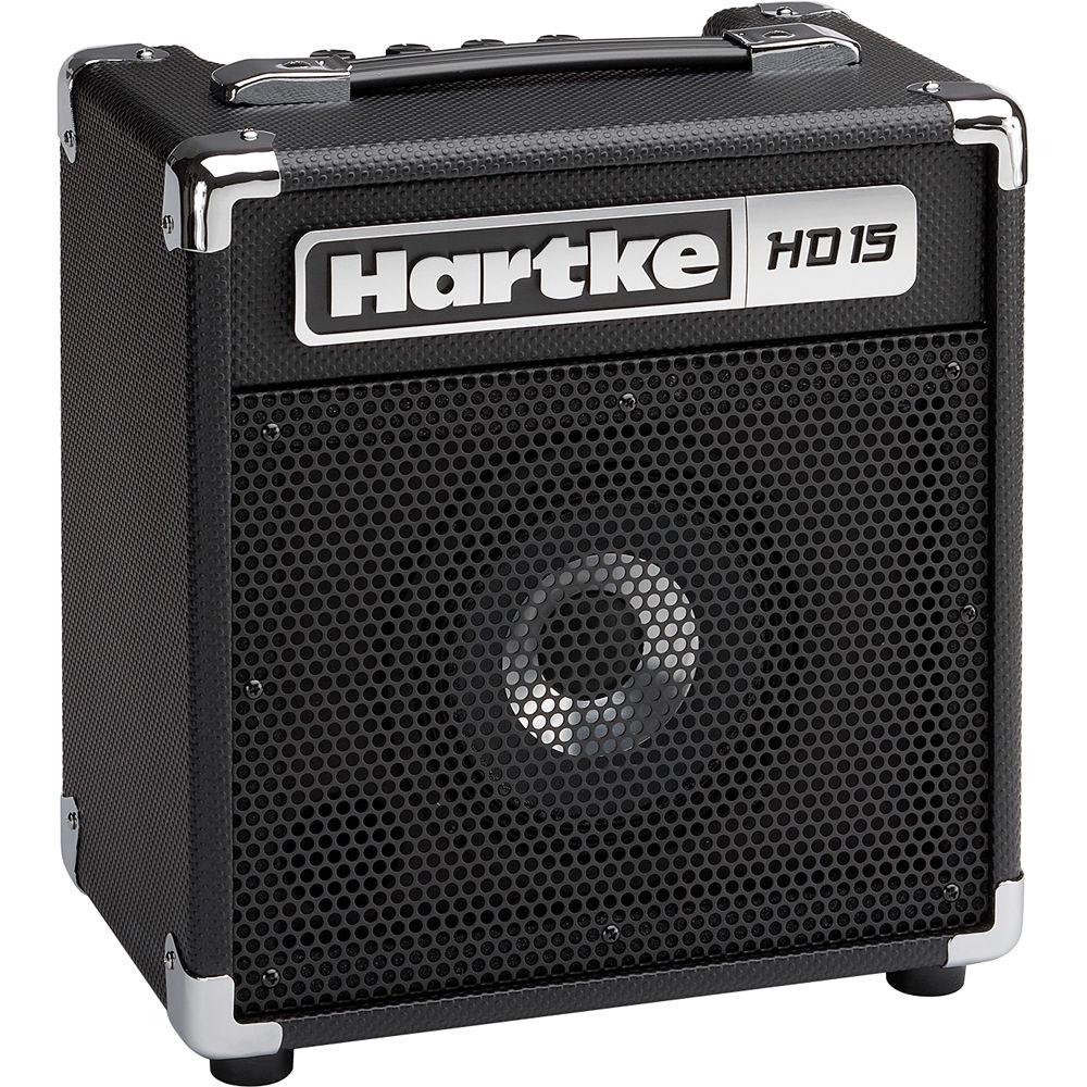 hartke hd15 bass combo 15w hd15 b h photo video. Black Bedroom Furniture Sets. Home Design Ideas