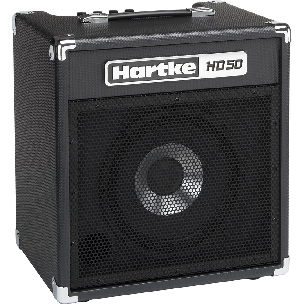 hartke hd50 bass combo 50w hd50 b h photo video. Black Bedroom Furniture Sets. Home Design Ideas