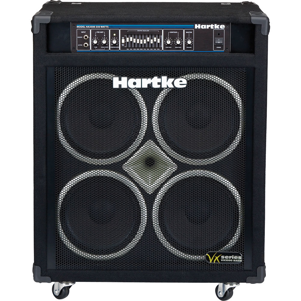 Bass Guitar Amp Frequency : hartke vx3500 4x10 bass combo with 1 vx3500 b h ~ Hamham.info Haus und Dekorationen