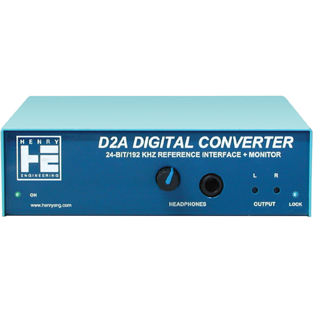 reference converter