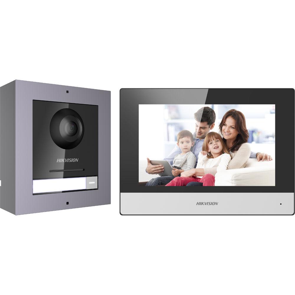 Popular outdoor IP video intercoms for commercial buildings