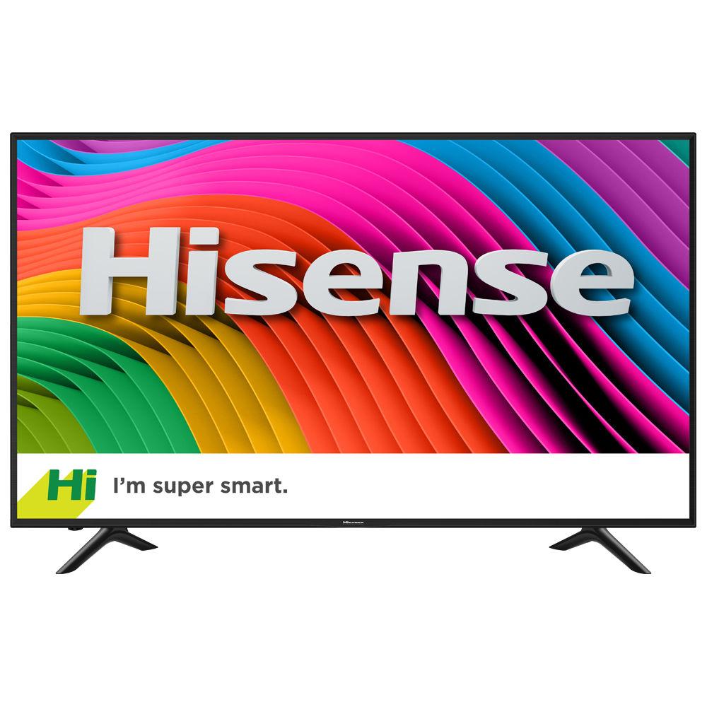 "Hisense H7D 50""Class HDR UHD Smart LED TV 50H7D B&H Photo"