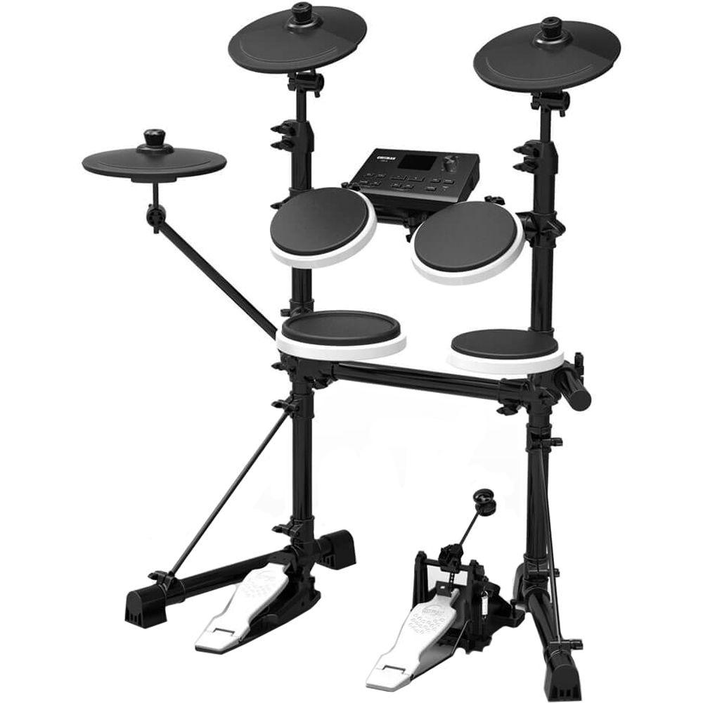 Hitman Hd 4 Electronic Drum Kit Hd 4 Bh Photo Video