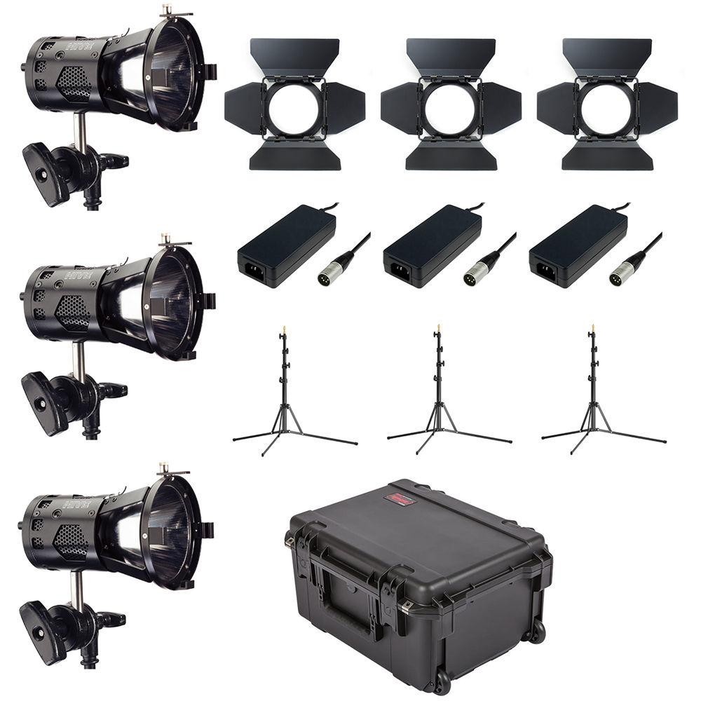 Digital Nc Aluminum Mini Folding Bracket for Panasonic Lumix DC-LX100 II Accommodates Flashes, Lights Or Microphones