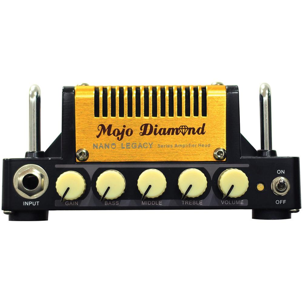 Hotone Mojo Diamond 5W Guitar Amplifier Head TANLA5 B&H Photo