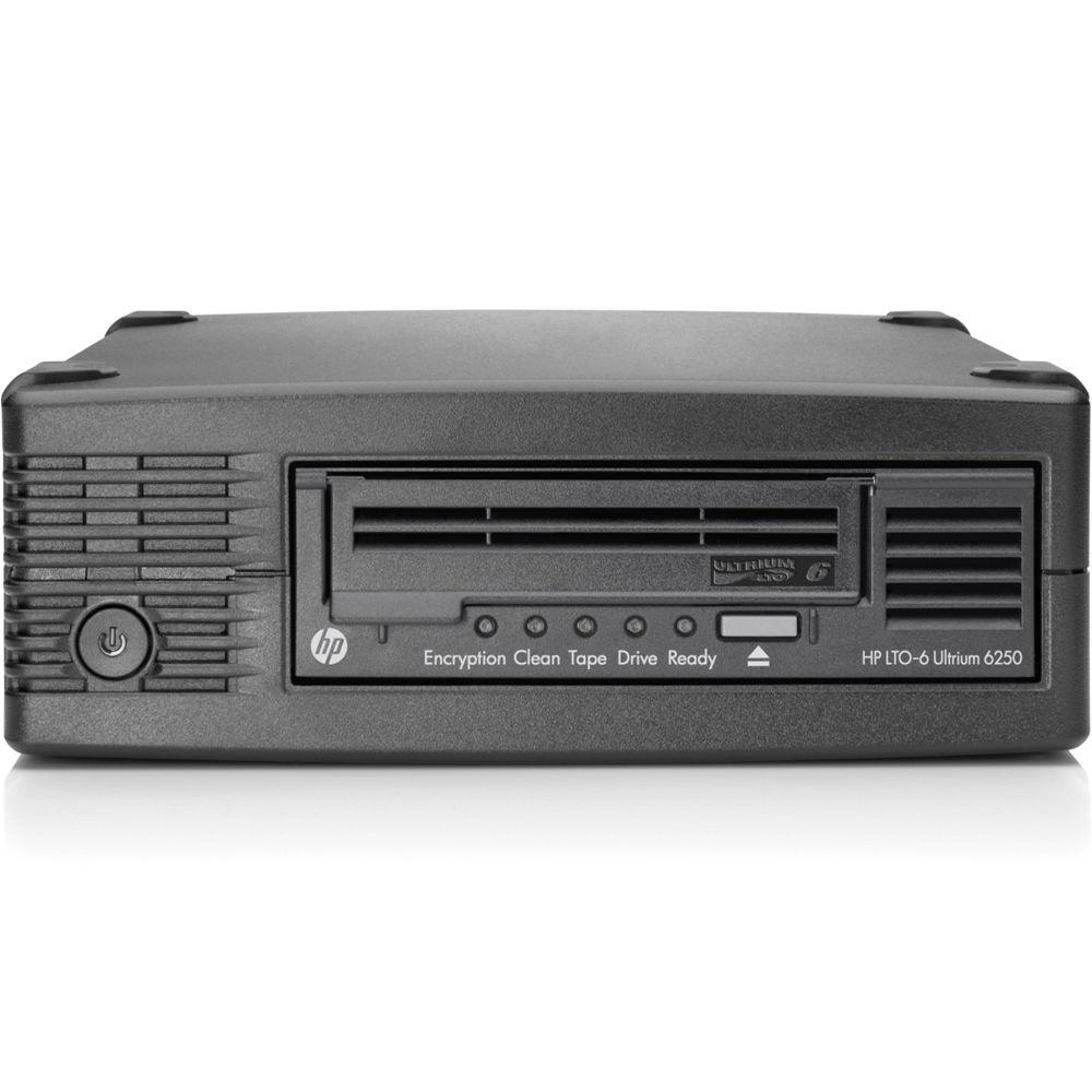 HP StoreEver LTO-6 Ultrium 6250 SAS External Tape Drive ...