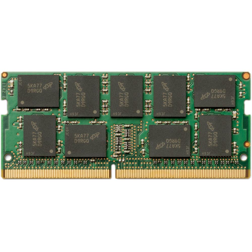 HP 16GB DDR4 2133 MHz SO-DIMM Memory Module (ECC)