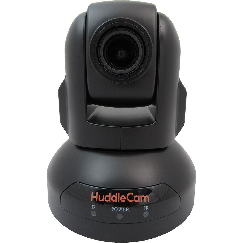 HuddleCamHD 2.1MP 3x Indoor USB 2.0 PTZ Camera HC3X-BK-G2 B&H
