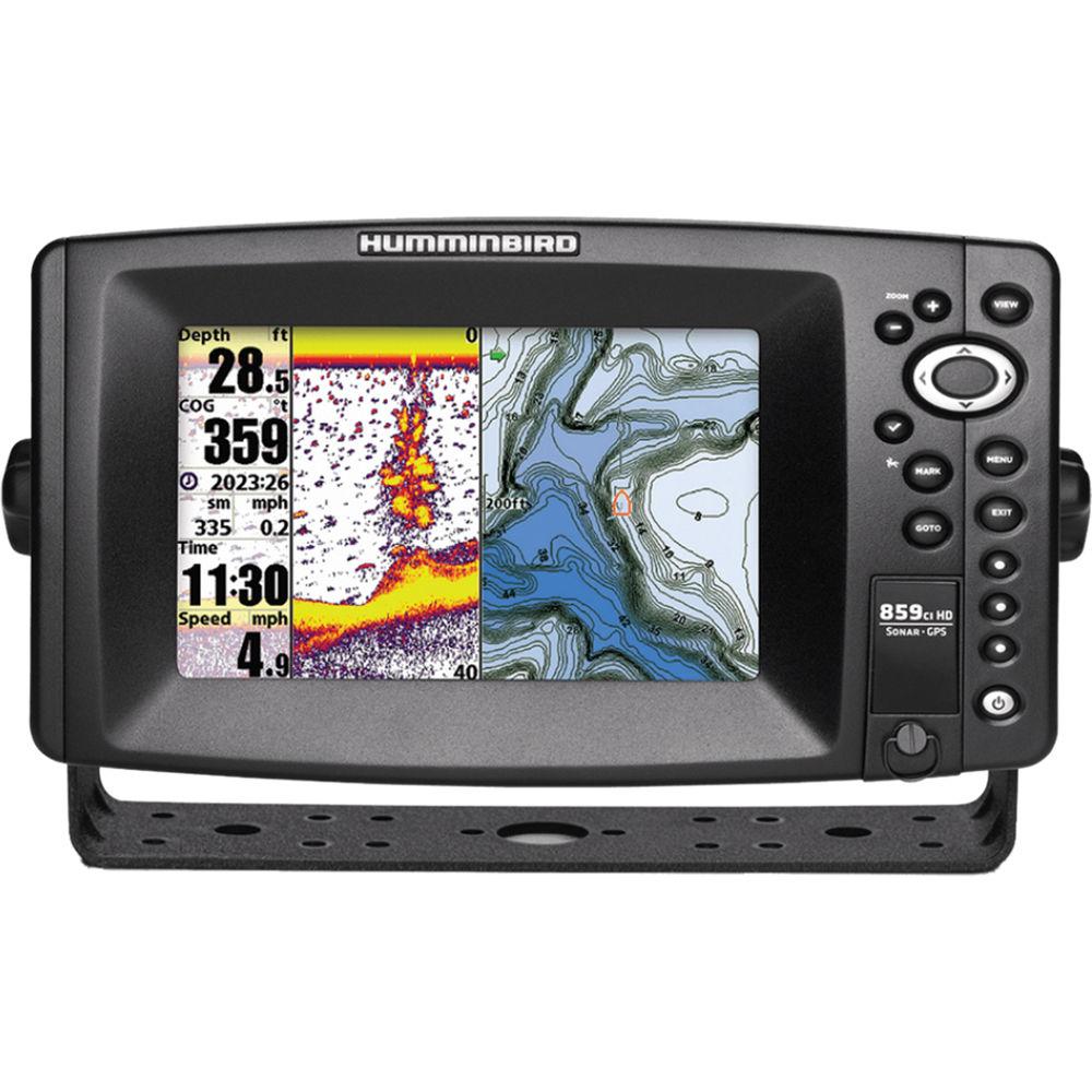 Humminbird 899ci Hd Si Combo Fishfinder 409150 1 B Amp H Photo