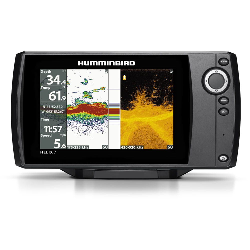 humminbird helix 7 chirp di g2 fishfinder 410280-1 b&h photo, Fish Finder