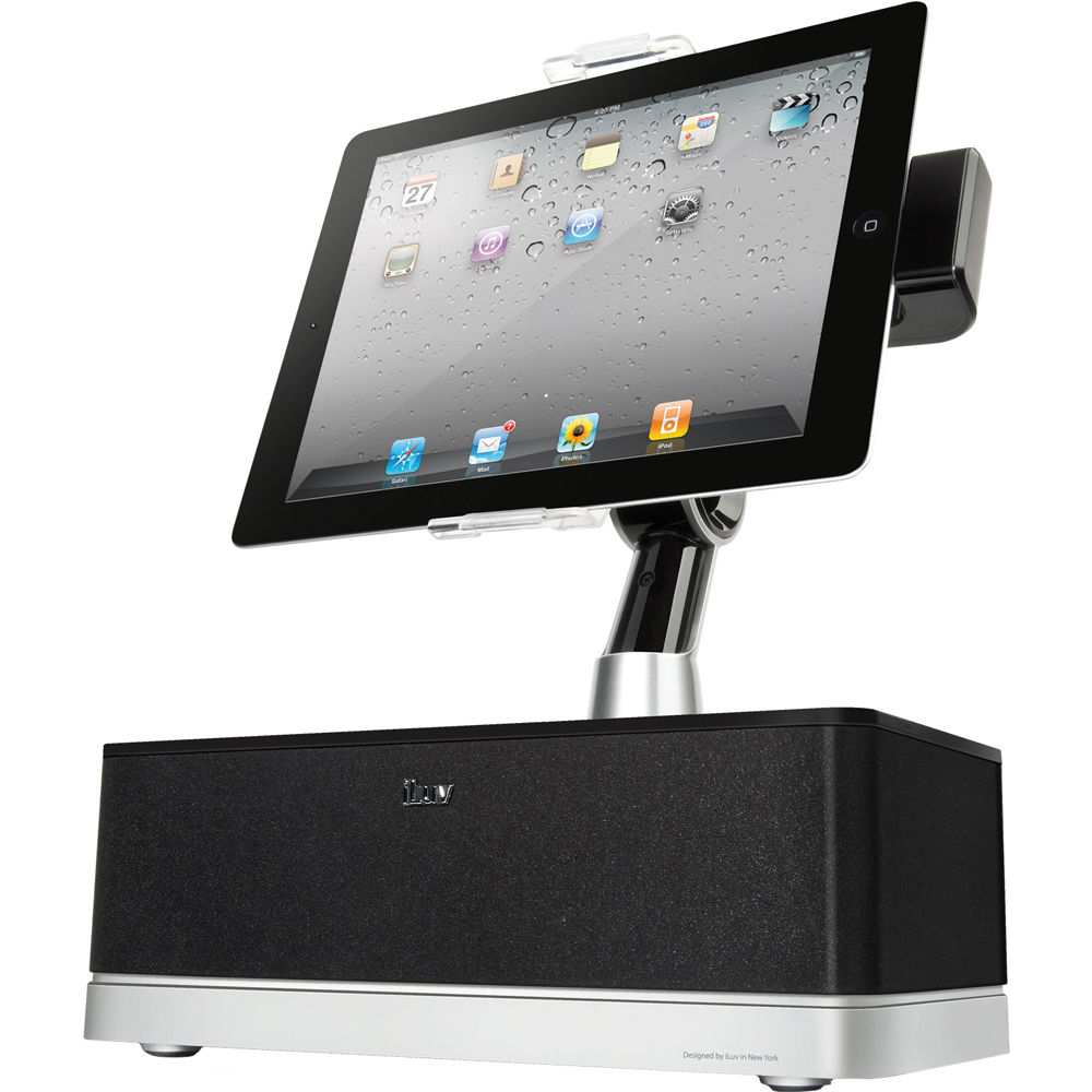 how to move ipad dock