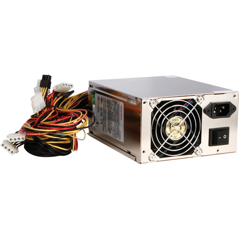iStarUSA TC-600PD2 600 W PS2 ATX Switching Power Supply