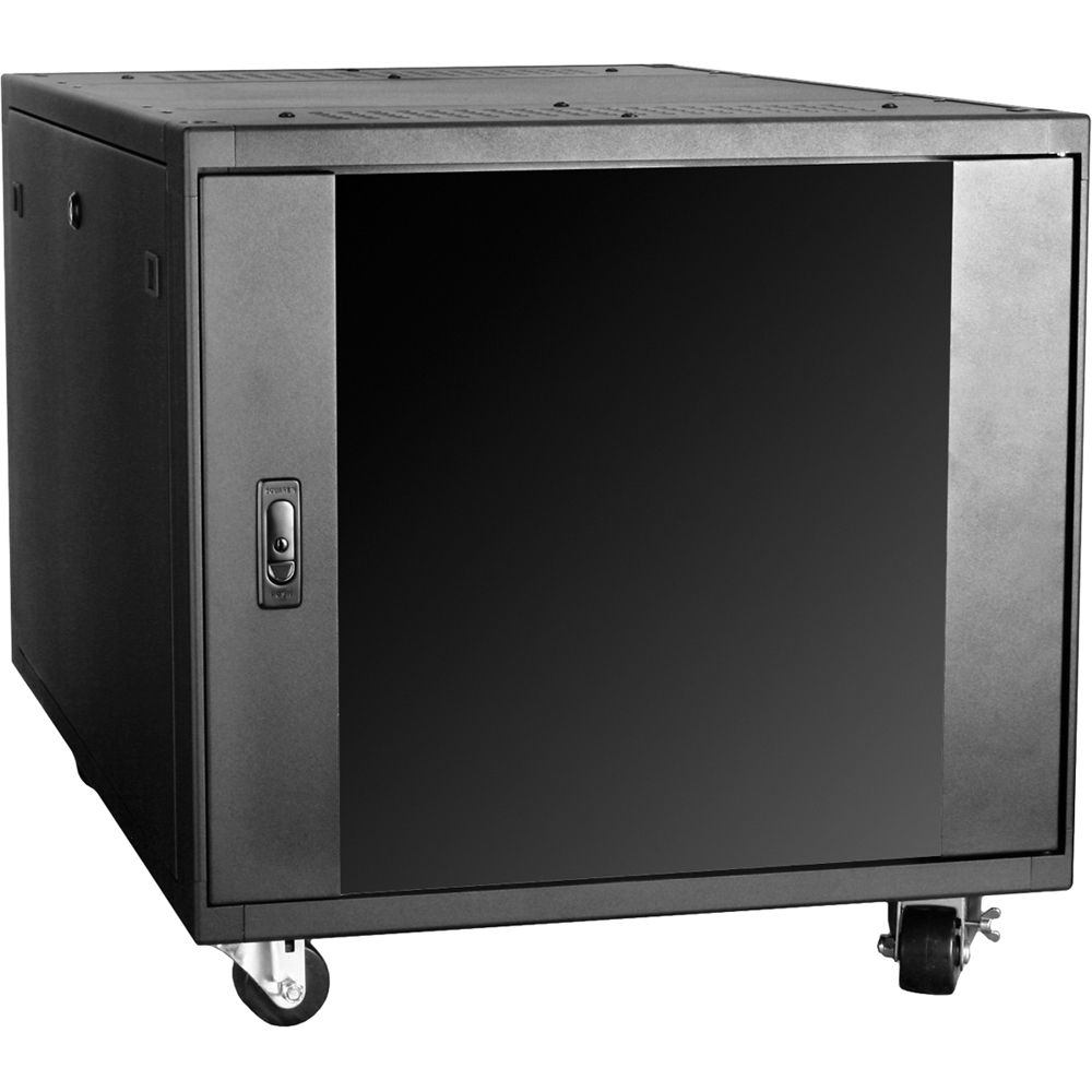 iStarUSA Ultimate Quiet Server Cabinet (900mm, 9U) WQ-990 B&H