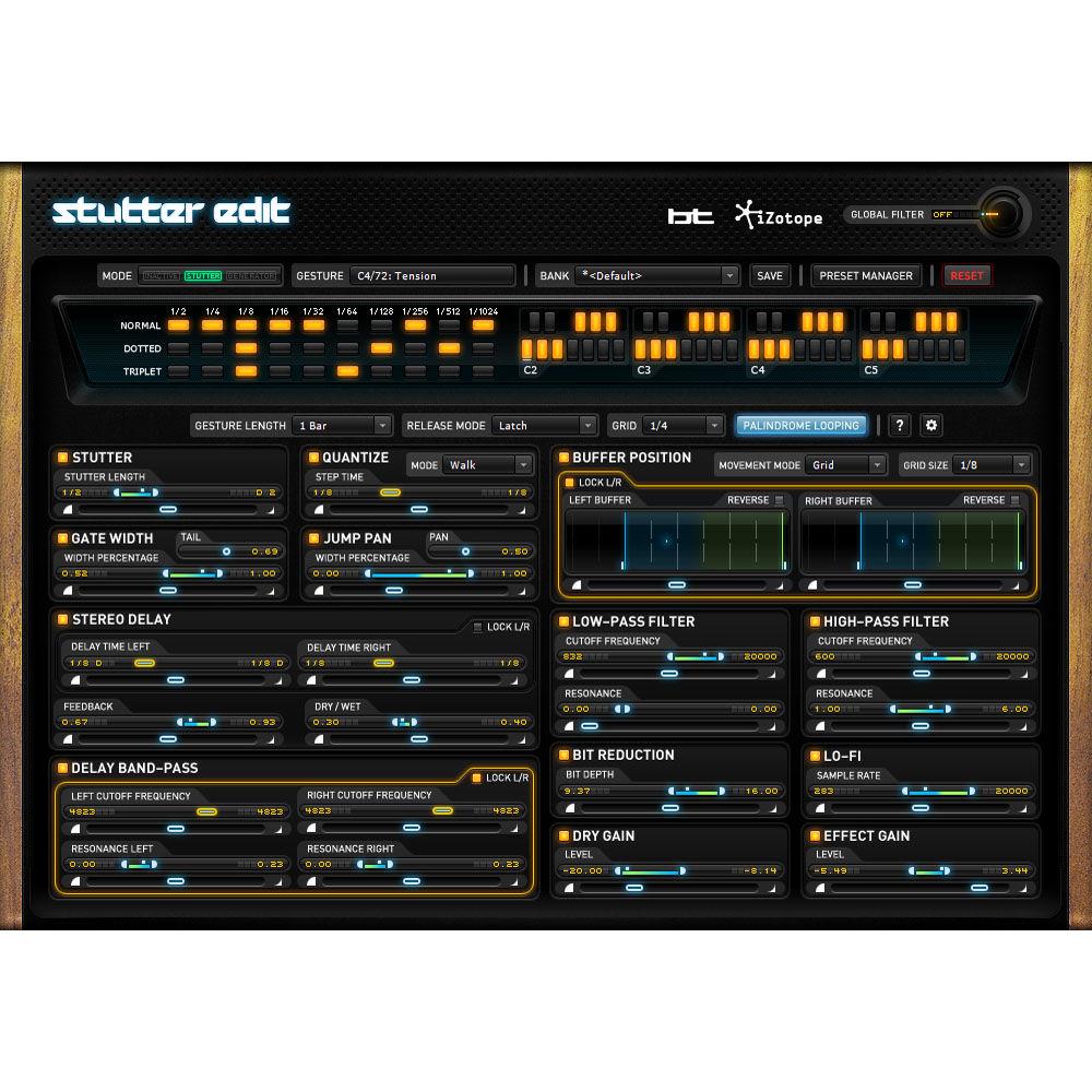 Izotope Stutter Edit : izotope stutter edit audio slicing and stutter edit b h photo ~ Russianpoet.info Haus und Dekorationen