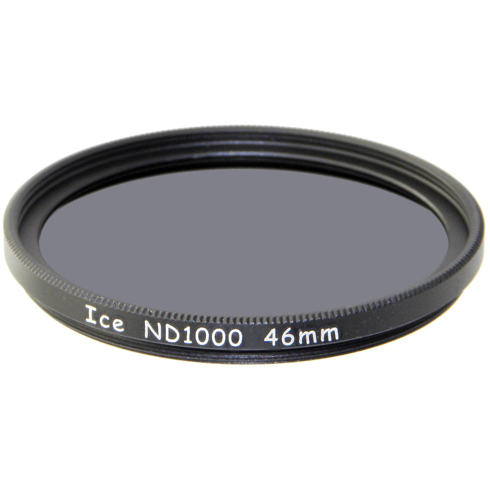 ICE 52mm ND1000 Filter Neutral Density ND 1000 52 10 Stop Optical Glass NEW