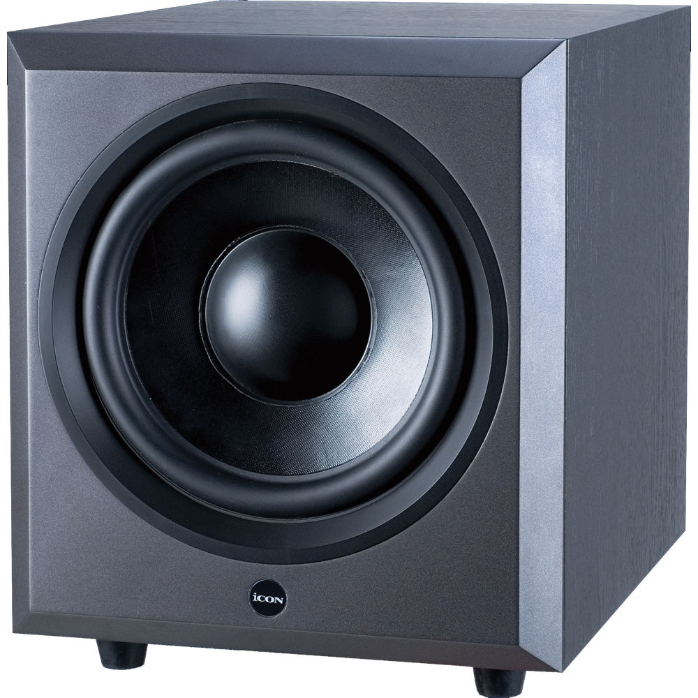 icon pro audio px sub10a active subwoofer for px series. Black Bedroom Furniture Sets. Home Design Ideas