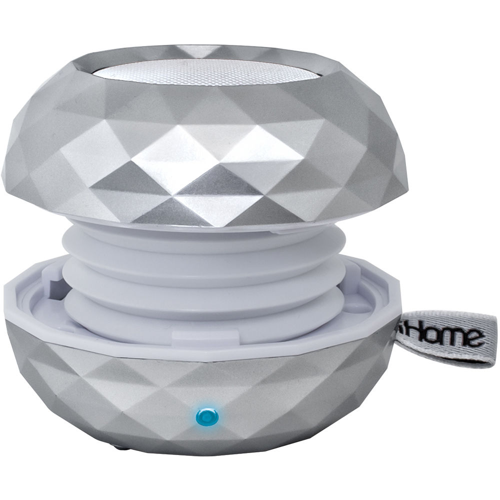 ihome ibt66 glowtunes color changing bluetooth ibt66s b h