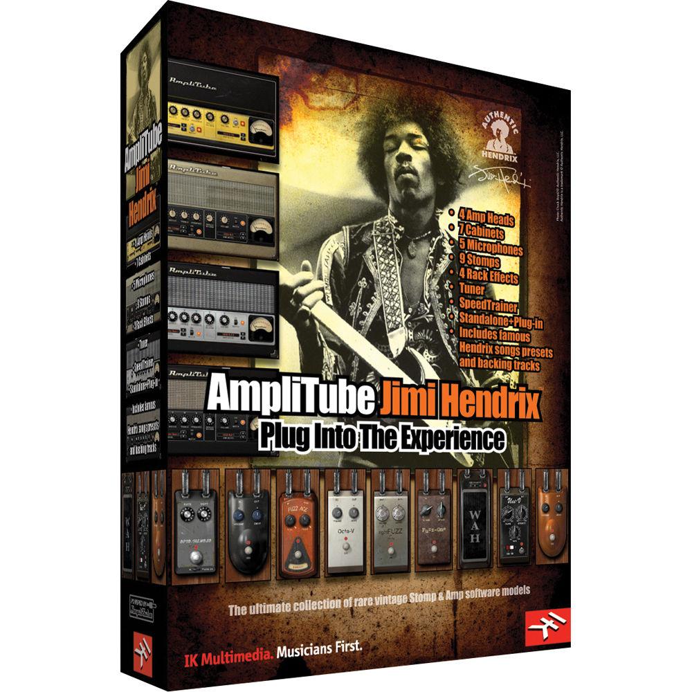 amplitube 2 jimi hendrix edition keygen
