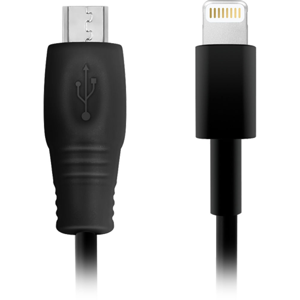 Ik Multimedia Lightning To Micro Usb Cable Ip 8pmusb In Kabel Charger Data 2 1 Iphone 5 For Select Irig Devices 591