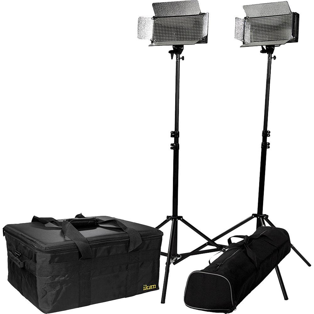 Ikan Id500 V2 2 Point Light Kit Id500 V2 2pt Kit B Amp H Photo