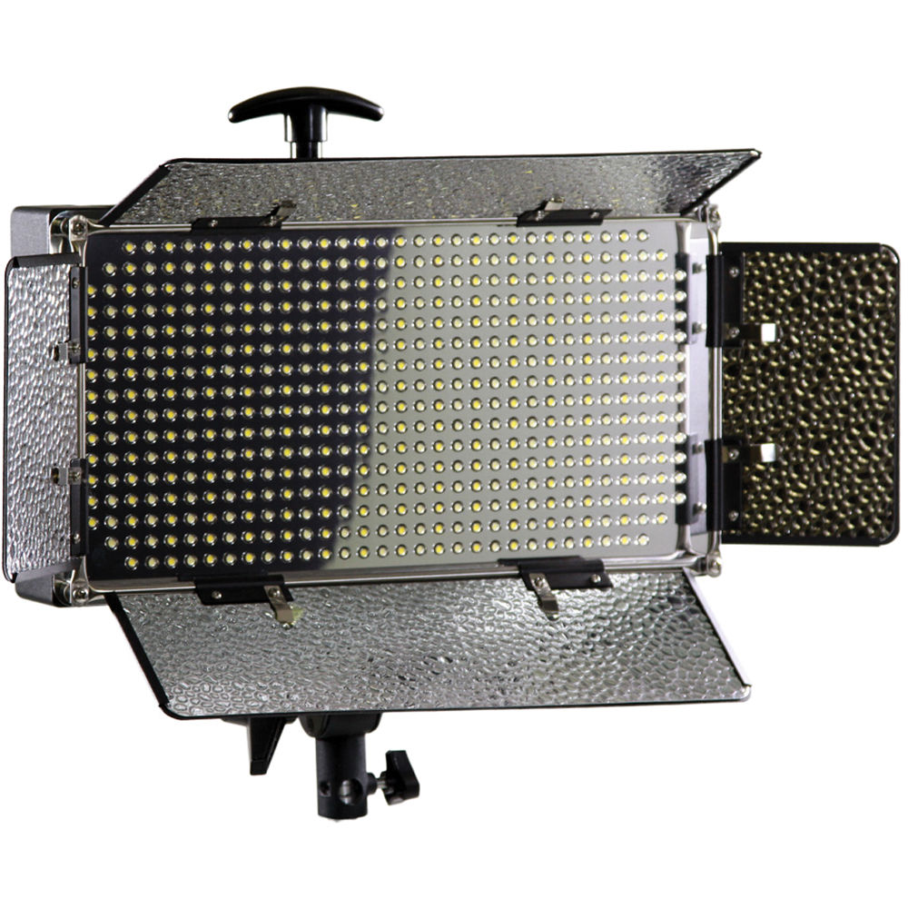 Led Studio Light Repair: Ikan ID500-v2 LED Studio Light With Touch Screen Dimming