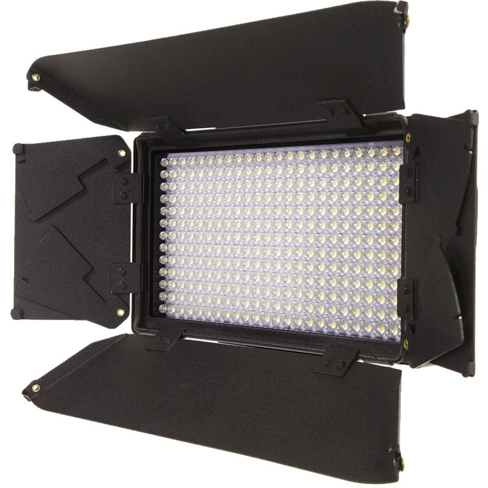 Ikan ILED312 V2 On Camera Bi Color LED Light With Digital Display