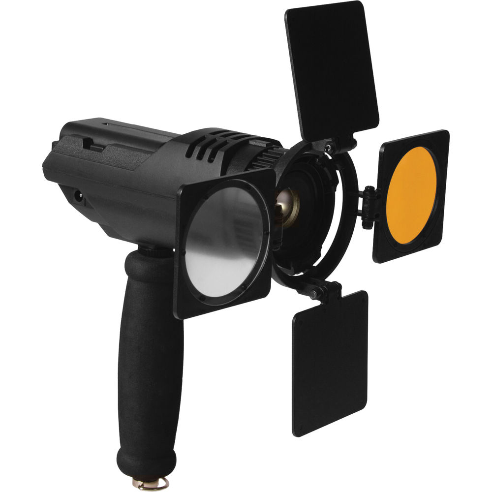 Ikan ILED6 Zoom ENG LED On-Camera Light ILED6 B&H Photo Video