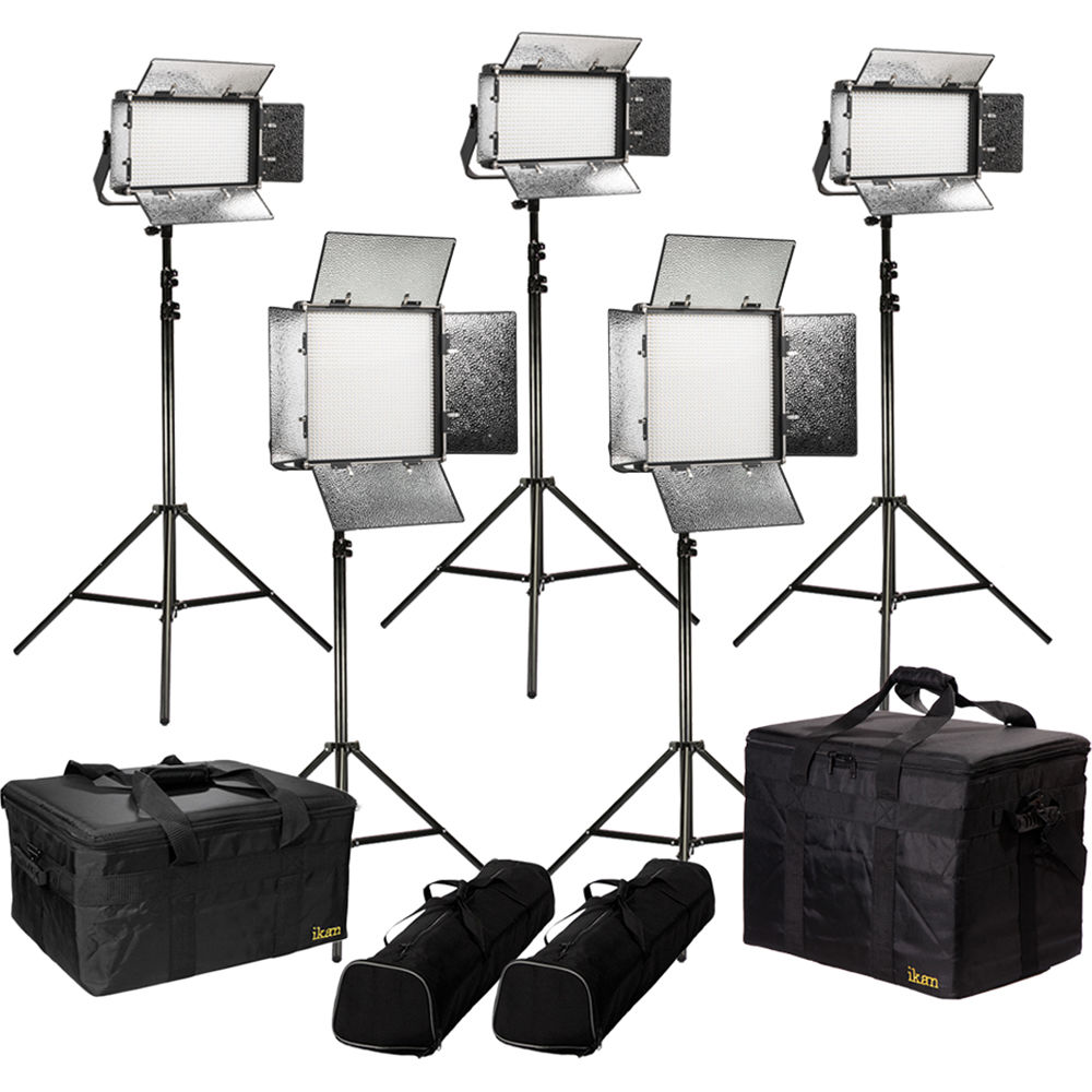 Ikan Rayden Bi Color 5 Point Led Light Kit With 2 X Rb10