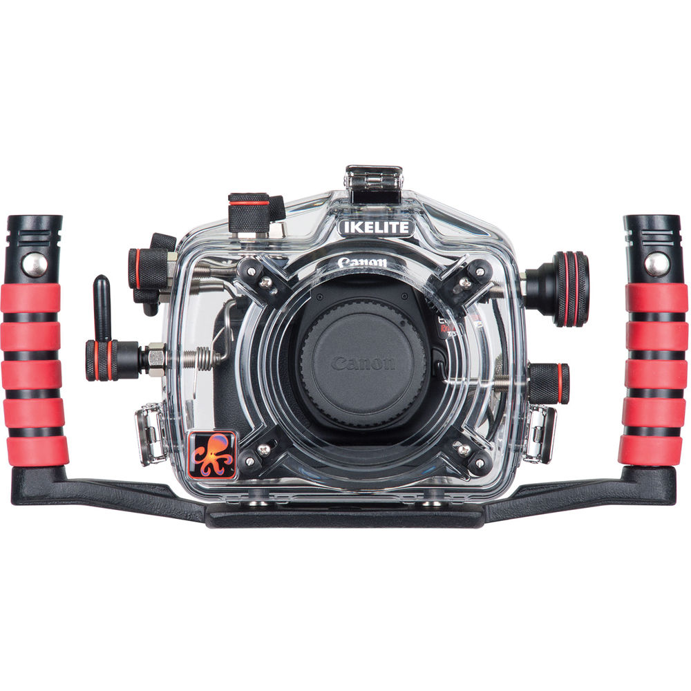 Camera Canon Waterproof Dslr Camera ikelite ttl underwater housing for canon eos rebel t5 6872 12 camera not included