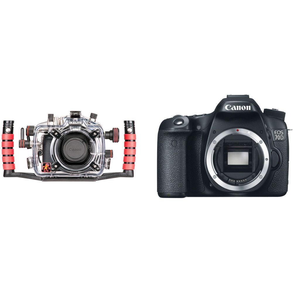 Ikelite Underwater Housings For Canon Cameras