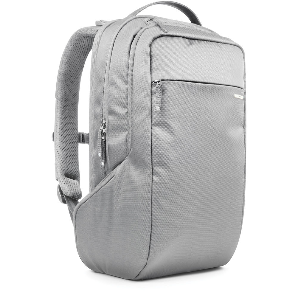 5bd0650c2bf Incase Designs Corp ICON Backpack (Grey) CL55533 B H Photo Video