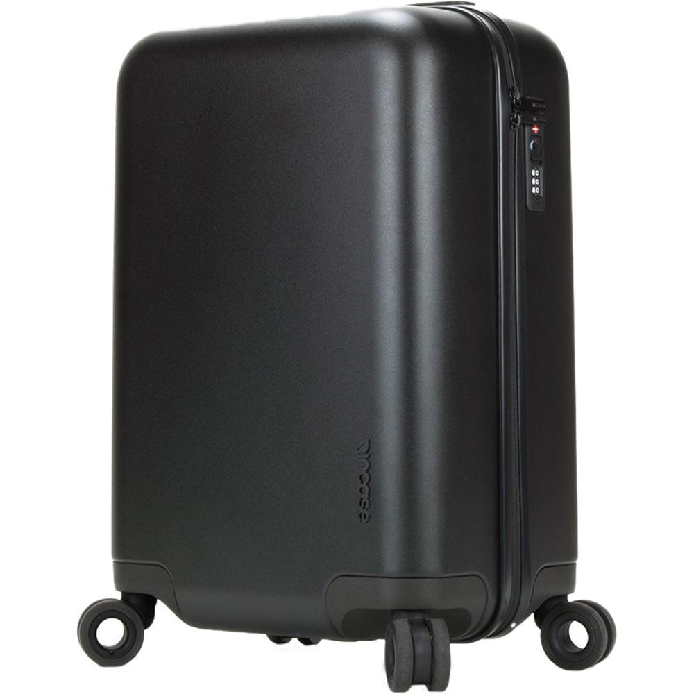79a0038c0e5 Incase Designs Corp Novi 4-Wheel Hubless Travel Roller 22 (Black)