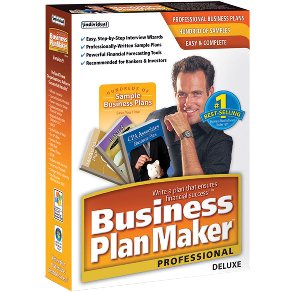 Download PlanWrite Business Plan Writer Deluxe