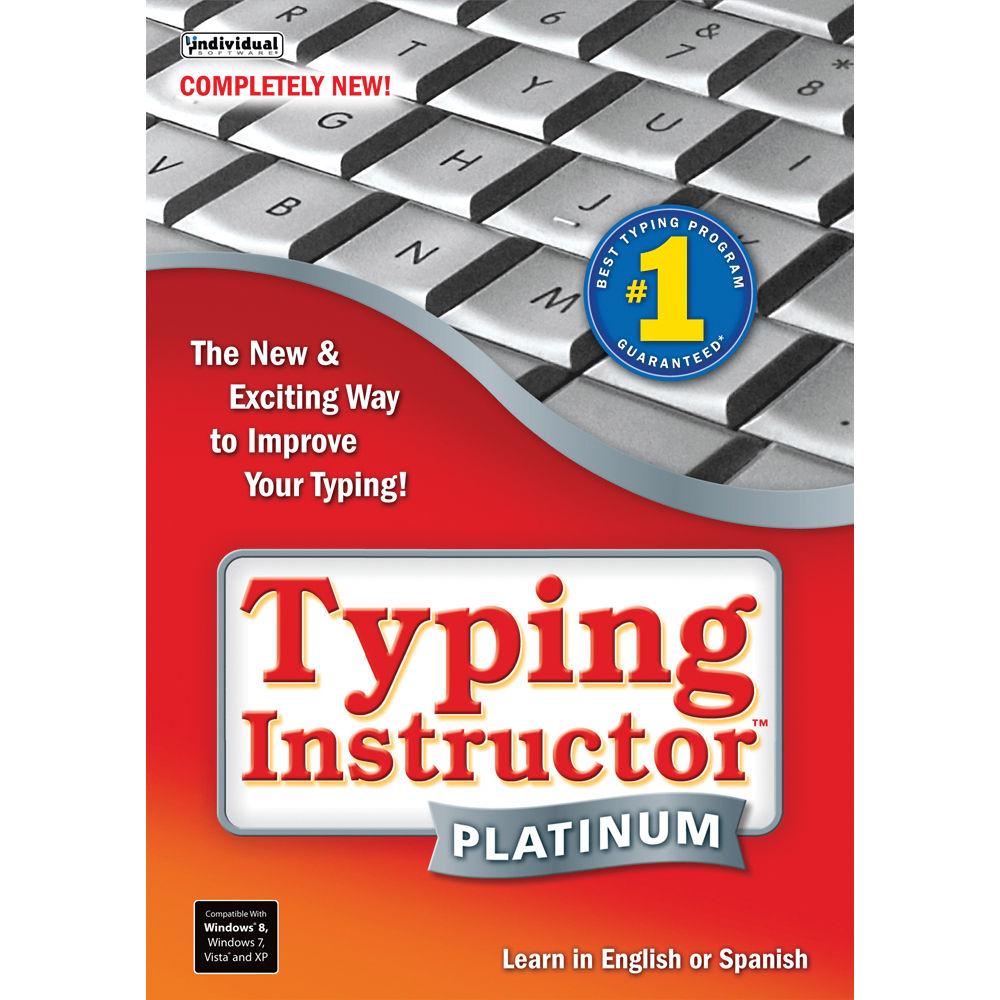 Individual Software: Individual Software Typing Instructor Platinum 21 EMCT210 B&H