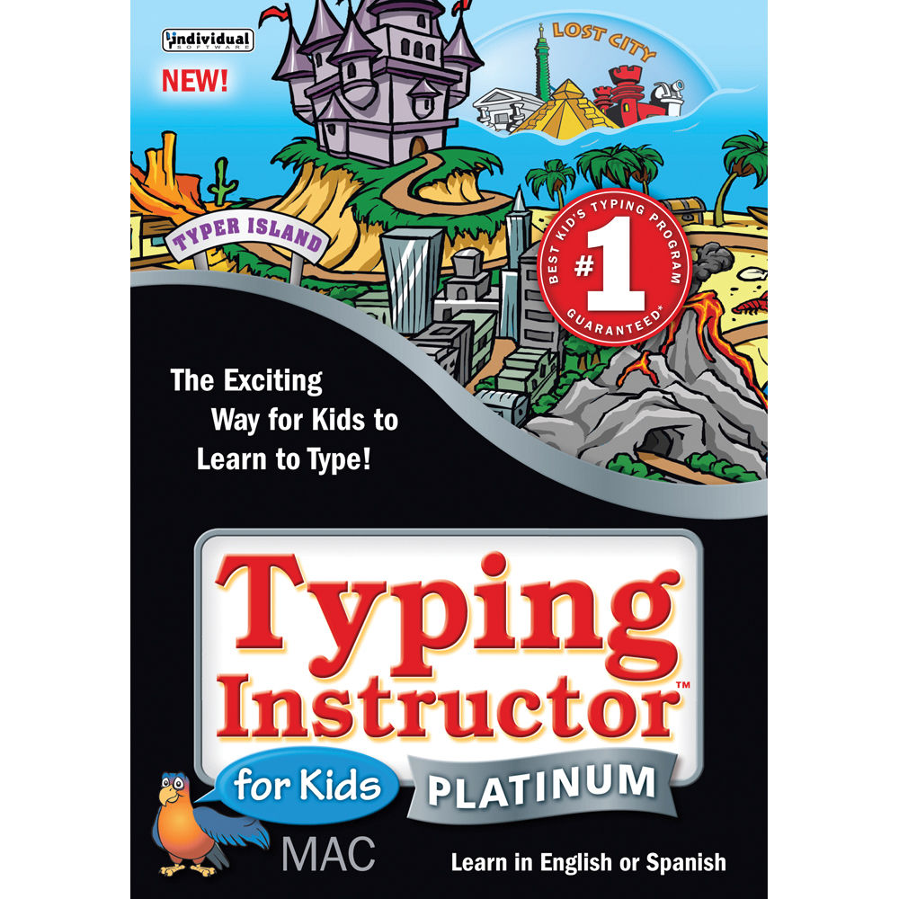 Individual Software: Individual Software Typing Instructor TYINSTRUCTKIDSPLATMA B&H